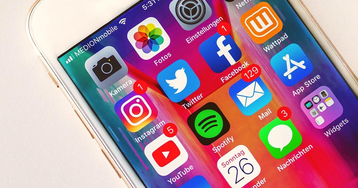 eventos en redes sociales