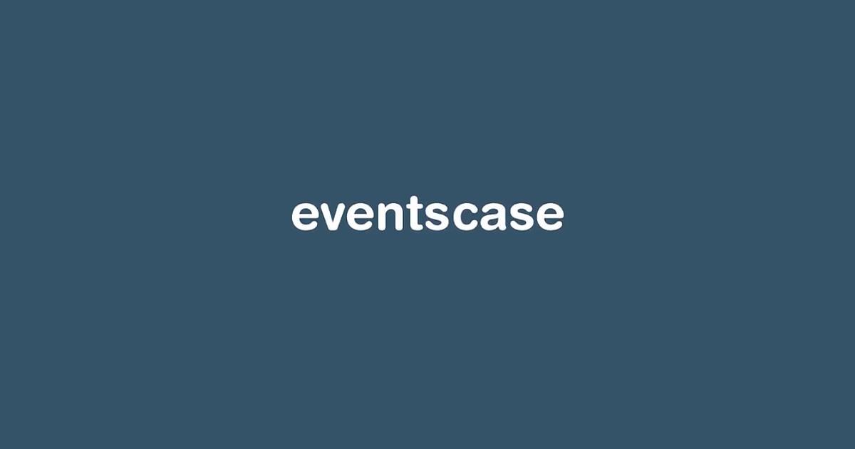 eventscase - ¿Qué debes saber para establecer el nivel imprescindible de seguridad en aplicaciones de eventos, sitios web y soluciones de registro?