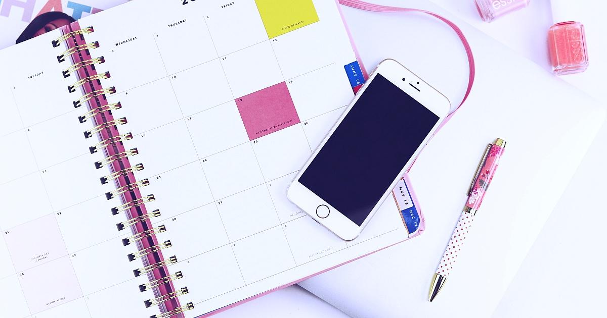 calendario de eventos corporativos