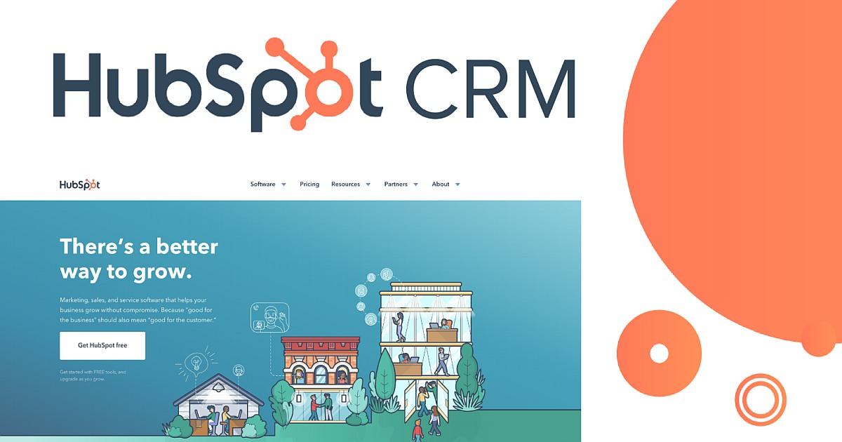 hubspot crm - Integración del Software de Registro con un CRM