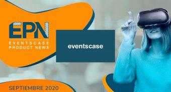 EventsCase Product News (EPN) Septiembre 2020