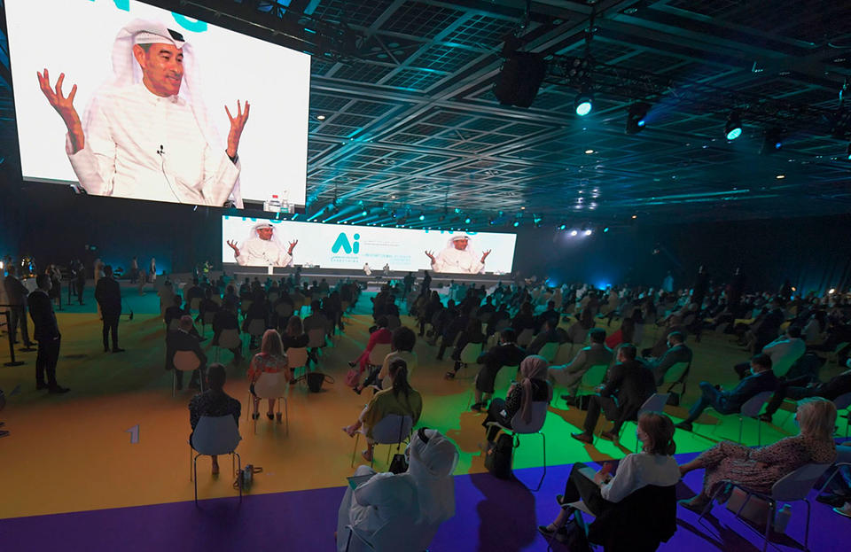 AI Everything Conference Dubai
