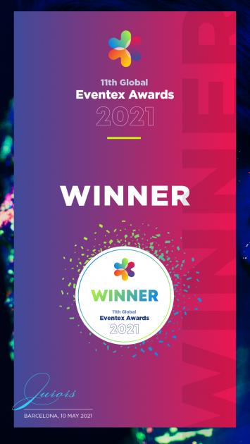 Ganadores Premios Eventex Awards