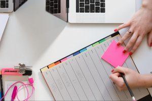 Check-list para planificar eventos [antes, durante y después]